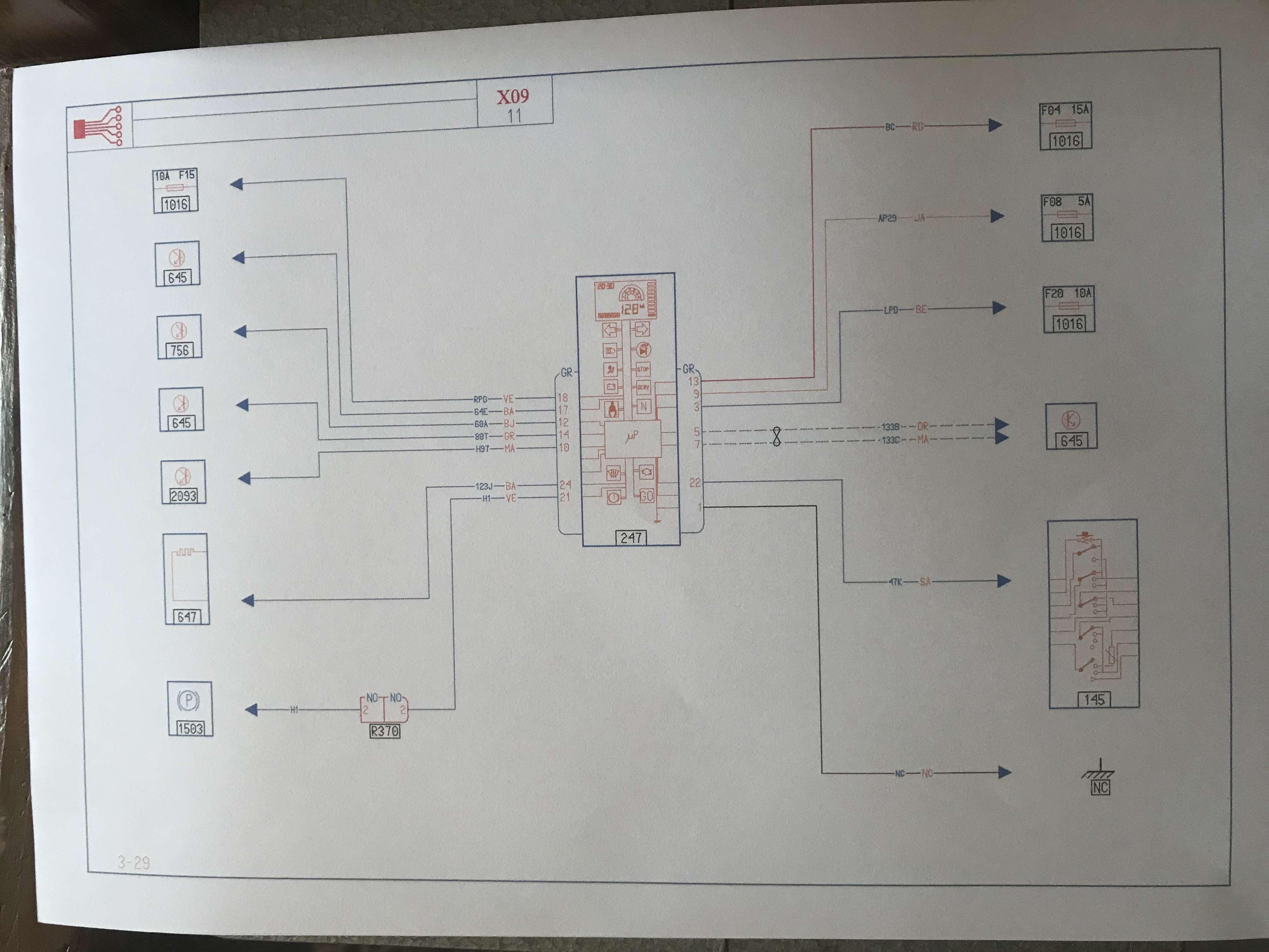 Tolle Versteckte Licht Relais Schaltplan Bilder - Elektrische ...